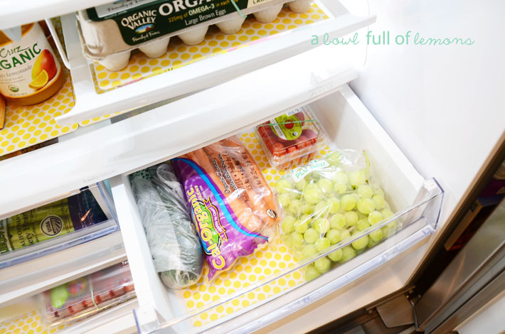 your placemats homegoods a i liners refrigerator chevron print simple shelves also washable fridge cut them steps gray fruit soft and plastic fit bought blog to my added some organizing with at shelf