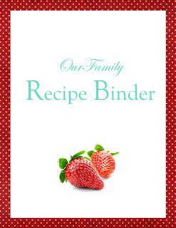 Week #3 Challenge (Recipe Binder) | A Bowl Full of Lemons