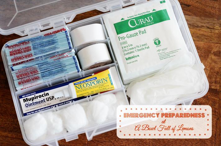 Emergency Preparedness - Week 3