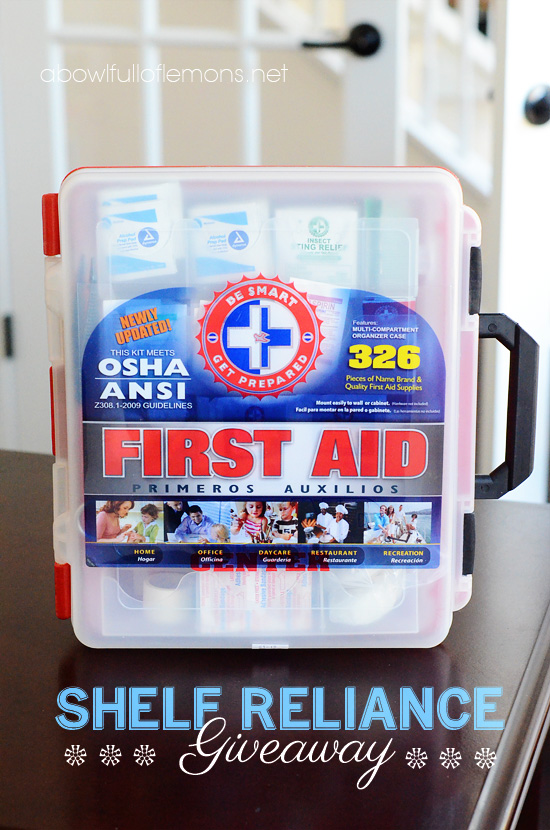 First Aid Kit ABFOL