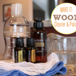 How to make homemade wood cleaner & polish using essential oils - A Bowl Full of Lemons
