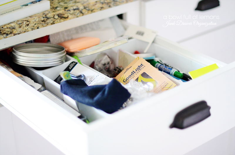 Mini Organizing Challenge Junk Drawer 1w