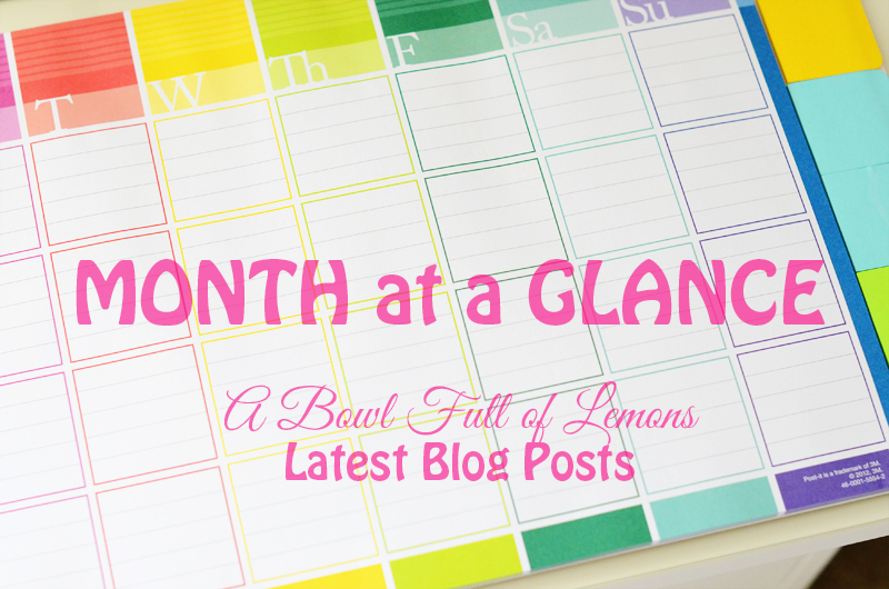 "Month at a Glance ABFOL ""May 2013"""