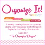 Organize It Link Party - ABFOL