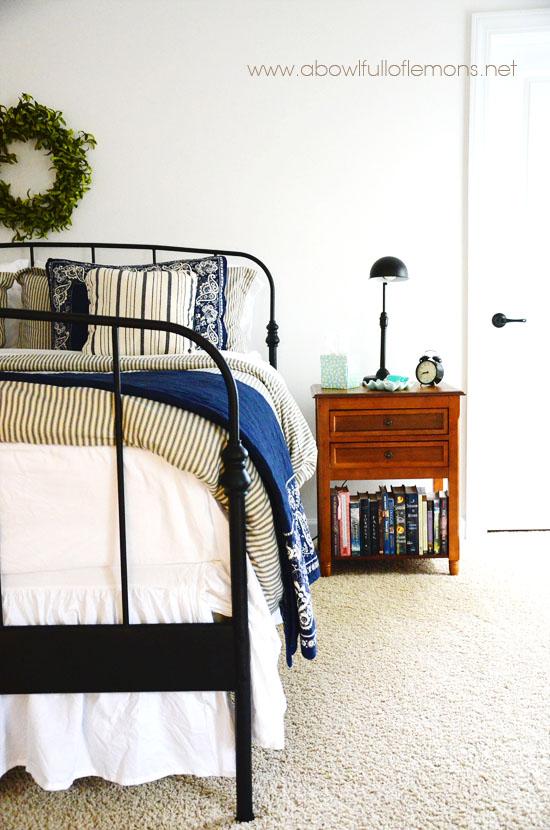 Master Bedroom Organizing - A Bowl Full of Lemons