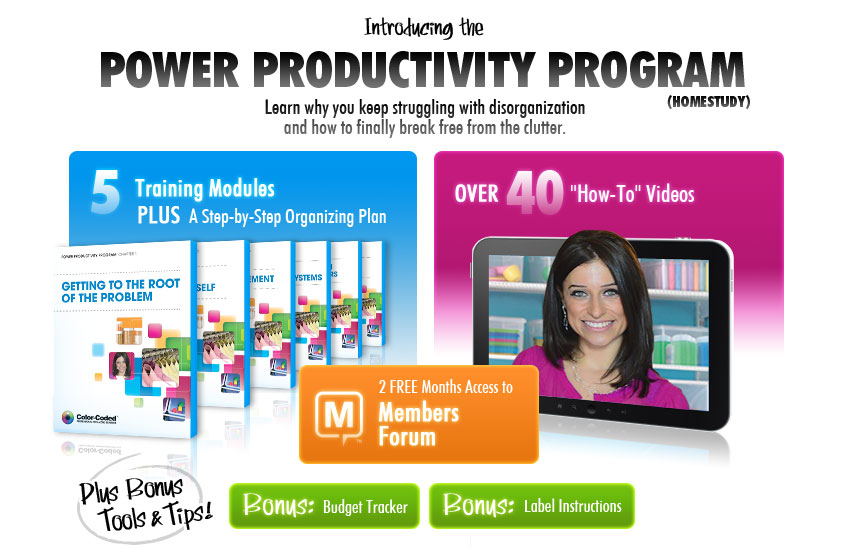 PowerProductivityProgram
