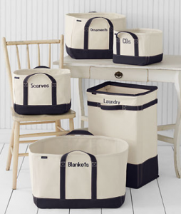 Lands End Storage Totes ABFOL