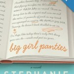 Big Girl Panties- September Book club on A Bowl Full of Lemons