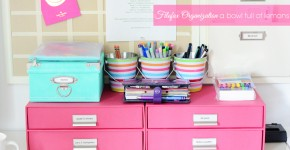 Filofax Organization A Bowl Full of Lemons 16