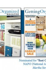 Getting Organized Magazine