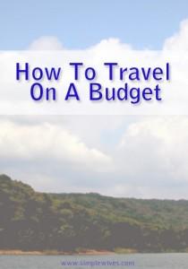 travel on a budget