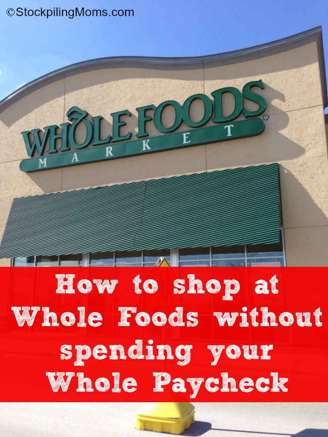 shop whole foods