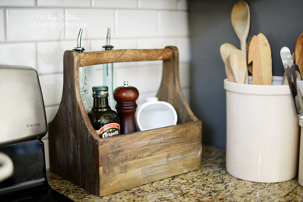 A Kitchen With Vintage Character: Adding Vintage Character To A New Kitchen...