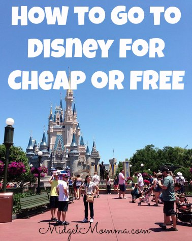 disney for cheap or free