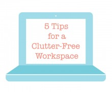 Clutter-Free-Workspace