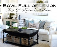 A Bowl Full of Lemons Joss & Main Collection