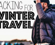 packing-for-winter-travel via A Bowl Full of Lemons link party