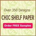 Chic Shelf Liner