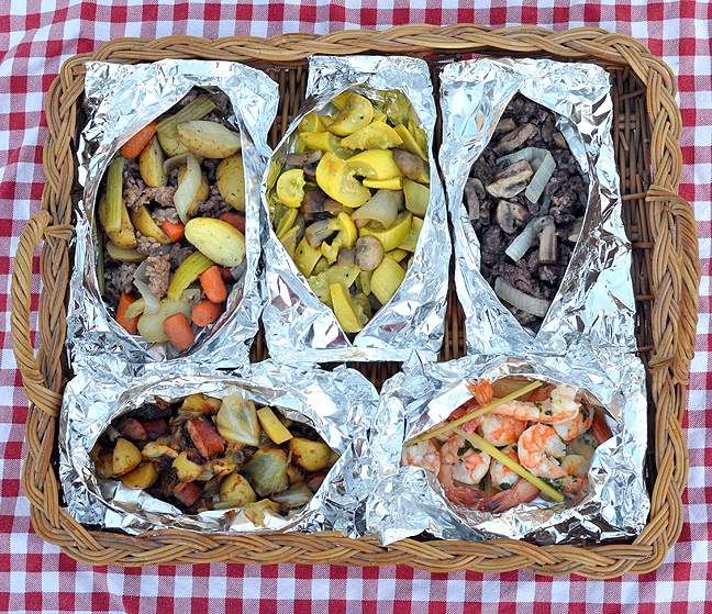 5 Simple Spring Meals On The Grill