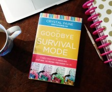 Say Goodbye to Survival Mode book club