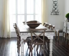 Home Organization 101 Dining Room Challenge via A Bowl Full of Lemons