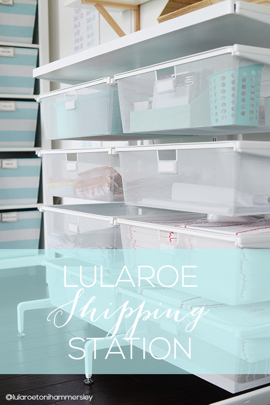 My Lularoe Room Shipping Station A Bowl Full Of Lemons