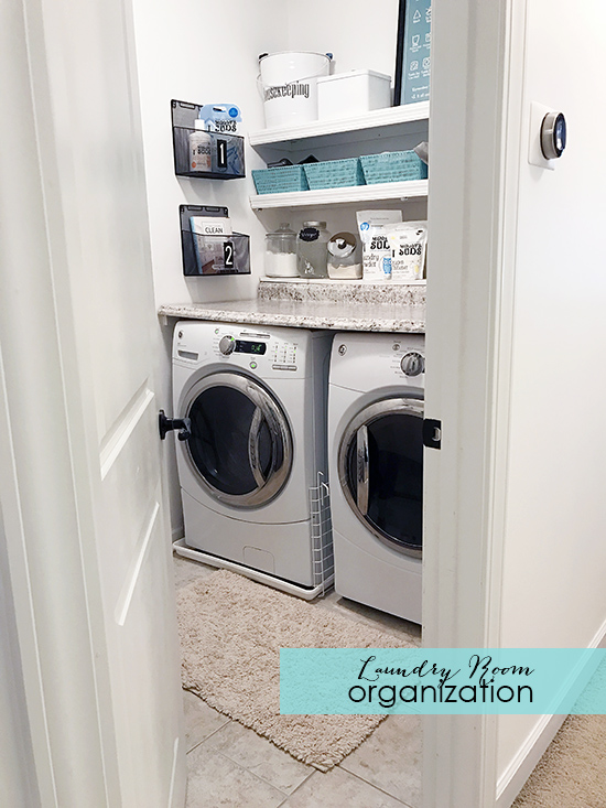 Laundry Room Organization Amp Giveaway A Bowl Full Of Lemons