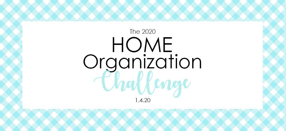 Home Organization Challenge: Week 13 Launch Pad | A Bowl Full of Lemons
