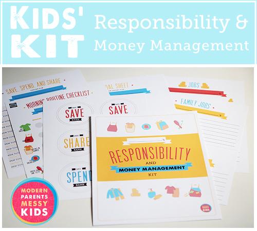 Responsibility Printables MPMK
